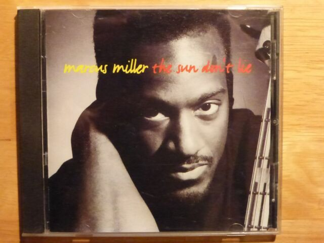Marcus Miller - The Sun Don't Lie / CD / incl. Panther - Mr. Pastorius - Scoop