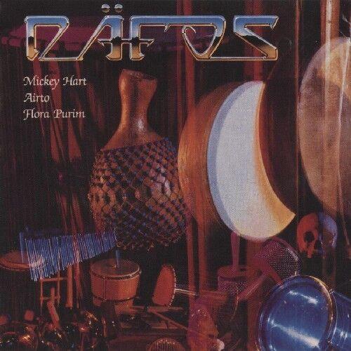 Mickey Hart, Mickey Hart & Airto Moreira - Dafos [New CD]