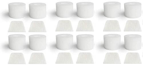 Replacement Filter Kit Set Compatible Shark IONFlex DuoClean Vacuum 12 Sets