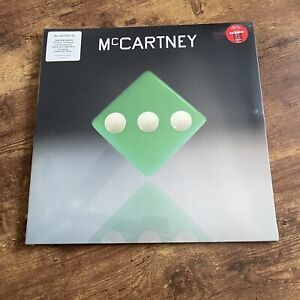 PAUL McCARTNEY III Target Exclusive GREEN VINYL limited edition NEW SEALED MINT