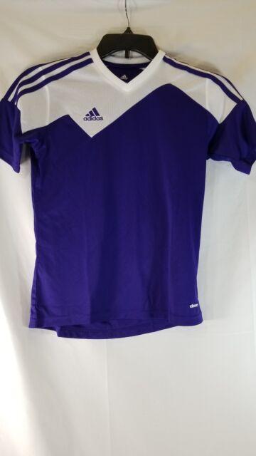 adidas Youth Medium Purple Soccer Jersey for sale online | eBay