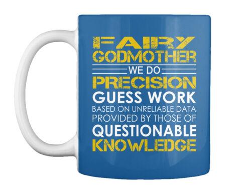 Fairy Godmother Precision Gift Coffee Mug