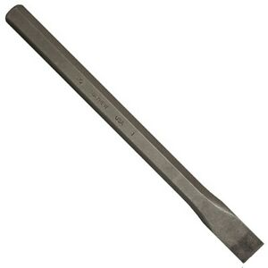 """Mayhew Cold Chisel 1//4/"""" x 5/"""" Made in the USA 23205"""