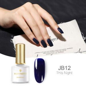 6ml-BORN-PRETTY-Soak-off-UV-Gel-Nail-Polish-Jazz-Blue-Series-BP-JB12-This-Night