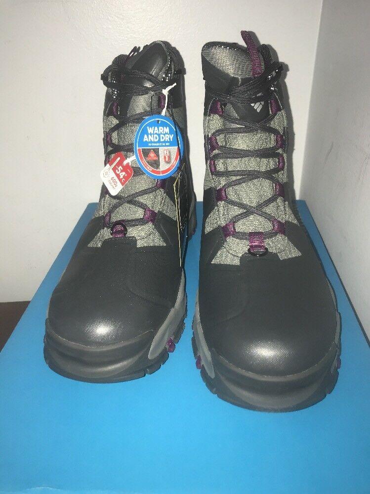 NWT COLUMBIA hommes CANUK TITANIUM OMNI HEAT OUTDRY WINTER SNOW BOOTS Chaussures - sz 9
