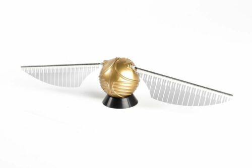 Harry Potter Mystery Flying Snitch Ball Boccino d/'Oro Volante Idea Regalo