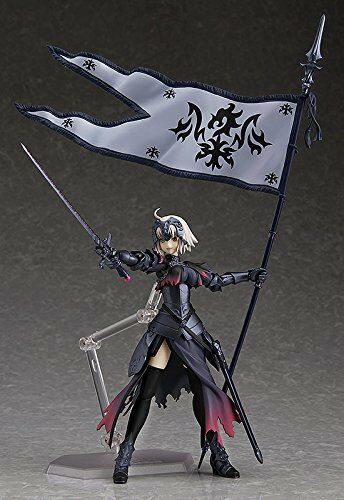 Figma Action Figure Alter Avenger//Jeanne D/'Arc Max Factory Fate//Grand Order