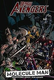 Molecule Man TPB Brian Michael Bendis Dark Avengers Volume 2 Very Good