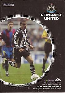 Newcastle-Utd-v-Blackburn-Rovers-Premiership-2003-Football-Programme