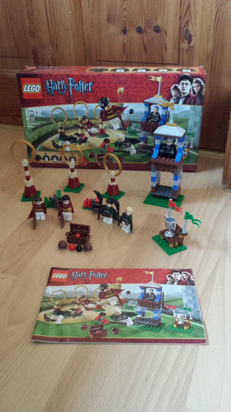 Lego Harry Potter 4737