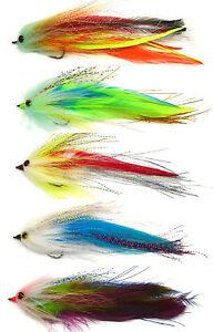 6-034-Crochet-Tube-Truite-Saumon-Truite-Brochet-Peche-a-la-mouche-streamer-Flies-Saltwater
