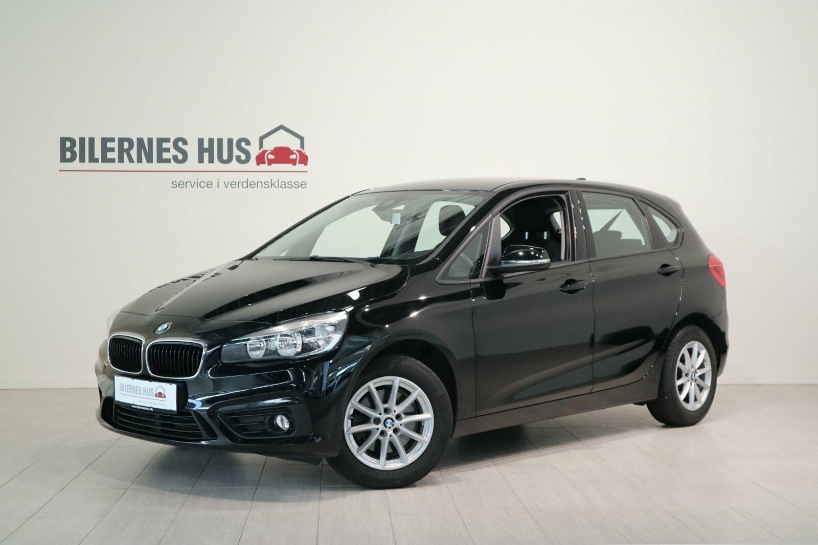 BMW 220d 2,0 Active Tourer Advantage aut.