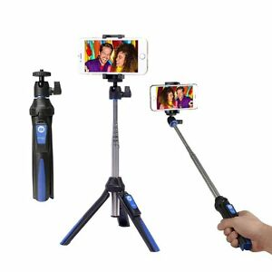 benro mk10 bluetooth selfie stick tripod stabilizer 3in1 suit iphone 6 6s plus ebay. Black Bedroom Furniture Sets. Home Design Ideas