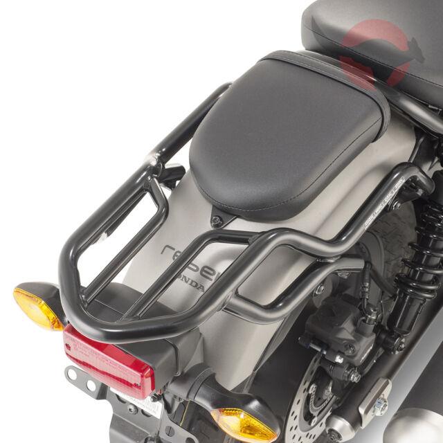 Porte-Bagages Arrière [ Givi ] - Honda Cmx 500 Rebel (2017-2018) - COD.SR1160