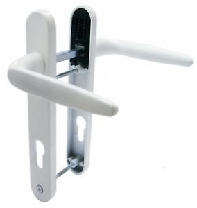 UPVC DOOR HANDLES PZ92mm 212mm OVERALL 122mm CENTRES FOR UPVC DOOR FRENCH DOOR