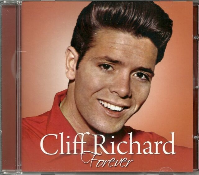 CLIFF RICHARD FOREVER CD - LIVING DOLL DONNA EMBRACEABLE YOU & MORE