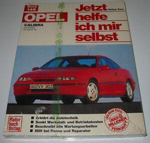 Repair-Manual-Opel-Calibra-2-0-Litre-16v-AWD-ALL-MODELS-FROM-08-1990-NEW