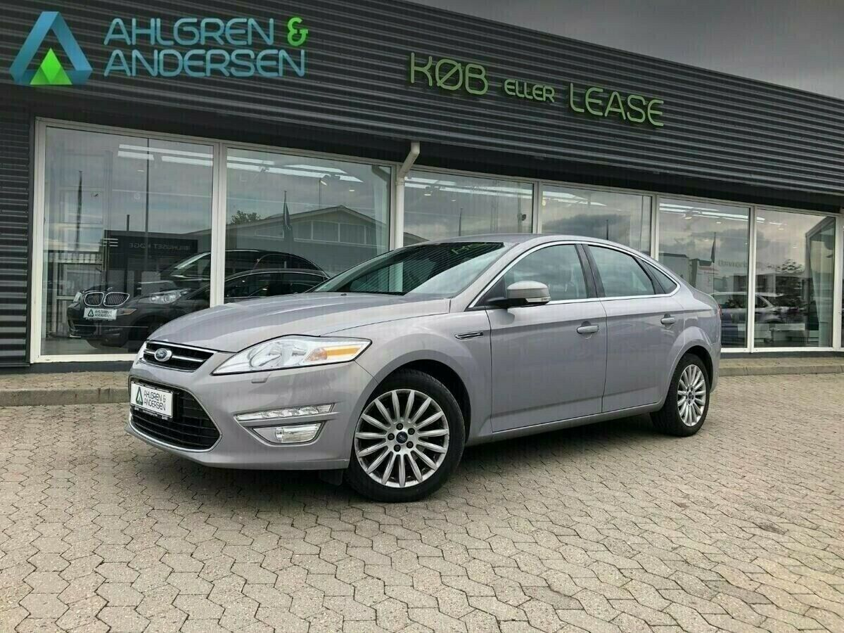 Ford Mondeo 2,0 TDCi 163 Collection aut. 5d