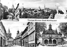 AK, Mühlhausen, vier Abb., 1982