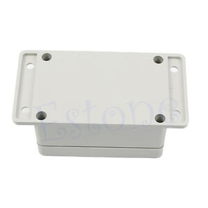 Waterproof-IP66-Box-Plastic-Electronic-Project-Enclosure-Case-Cover-100x68x50mm