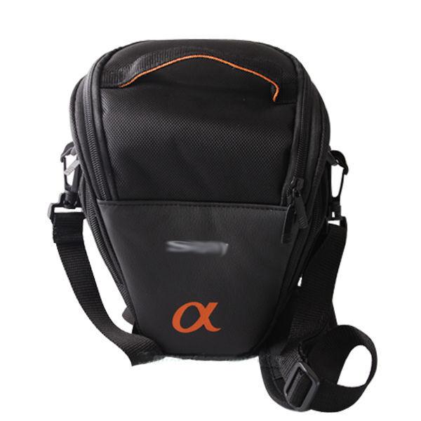 AU POST Camera Messenger Shoulder Case Bag For Sony A950/900/850 SLR W IO