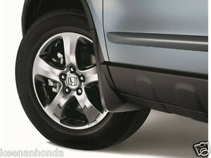 Genuine-OEM-Honda-CR-V-Splash-Guard-Front-Pair-2007-2011