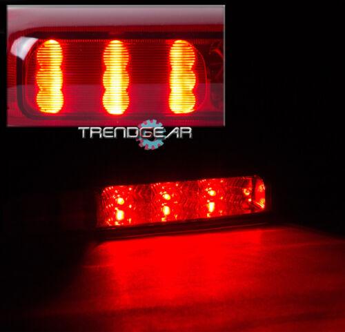 1999-2006 CHEVY SILVERADO//GMC SIERRA PICKUP LED 3RD BRAKE TAIL LIGHT LAMP RED