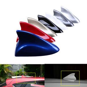 Modern Car-styling Black Car Shark Fin Antenna Radio Signal