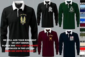 UNITS-R-TO-R1-EMBROIDERED-REGIMENTAL-ARMY-RAF-ROYAL-NAVY-MARINES-SAS-RUGBY-SHIRT