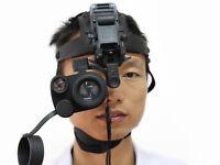 Gen1exact Be-55 1x24 Night Vision Ir Goggle Monocular+hand Free Head Mount Kit F