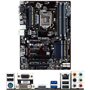 Gigabyte-GA-B85-HD3-for-Intel-Socket-LGA-1150-ATX-PC-Motherboard-DDR3-Mainboard