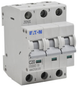 pcs or more Eaton WMZS3C20 or FAZ-C20-3 Circuit Breaker Purchase minimum 5