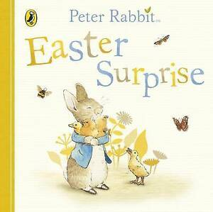 Peter-Rabbit-Easter-Surprise-PR-Baby-books-by-Potter-Beatrix-NEW-Book-Boa