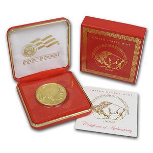 2008 1 oz Gold Buffalo Celebration Coin - Box and Certificate - SKU #57826