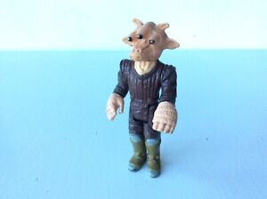 Vintage STAR WARS REE-YEES, Return of the Jedi No COO 1983