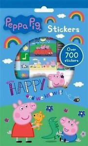 Peppa-Pig-Stickers-Over-700-Stickers-George-TV-Character-WH3-158-NEW
