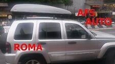 BOX AUTO  PORTAPACCHI  G3 KRONO 480 LT+BARRE ALLUMINIO JEEP CHEROKEE ANNO 2005