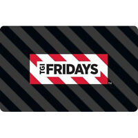 $60 TGI Fridays Gift Card