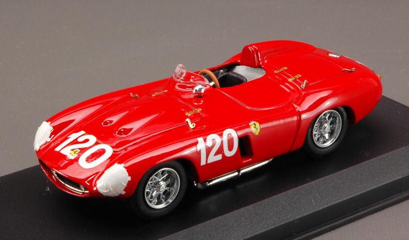 Ferrari 750 Monza  120 Retirouge Targa Florio 1955 Maglioli Sighinolfi 1 43 Model