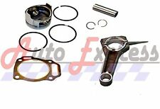 Honda GX200 6.5hp PISTON & RING & CON ROD & HEAD GASKET