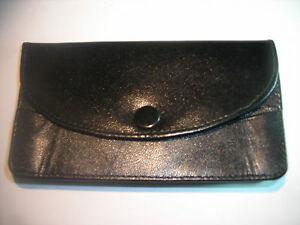 Importé De L'éTranger Conway Stewart Original Vintage Twin Dinkie Pen Wallet Napa Leather Unused Avoir Un Style National Unique