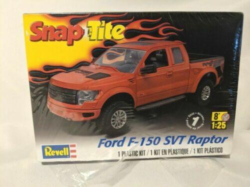 85-1985 Revell Monogram Maquette de Voiture 2017/Ford F-150/Raptor Echelle 1 25 Multicolor