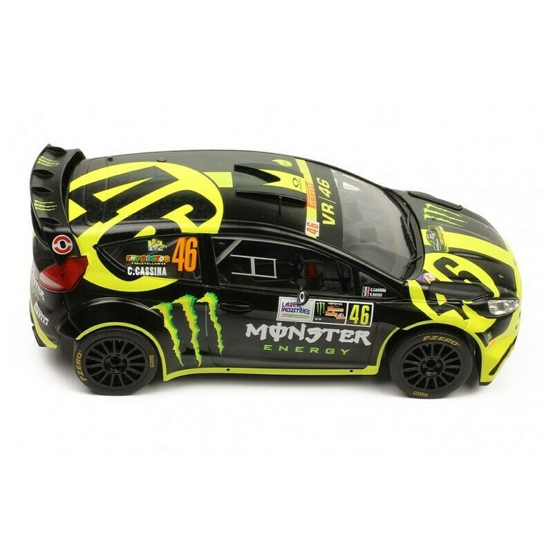 IXO 18RMC014 18RMC015 FORD FIESTA RS WRC Model Cars V Rossi & C Cassina 1 18th