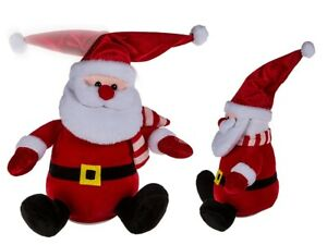 Santa With Dancing Hat Toy - Silly Christmas Decoration Funny Gift