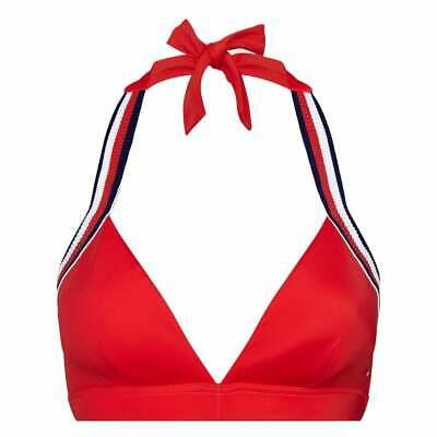 TOMMY HILFIGER Women Red signature tape bikini bottoms