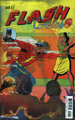 Lenticular 3D Variant Cover  DC Comics Rebirth 2017 NM//NM THE FLASH #21