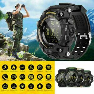 Waterproof-EX16S-Smart-Sport-Watch-Bluetooth-Pedometer-Men-Military-Wristwatch
