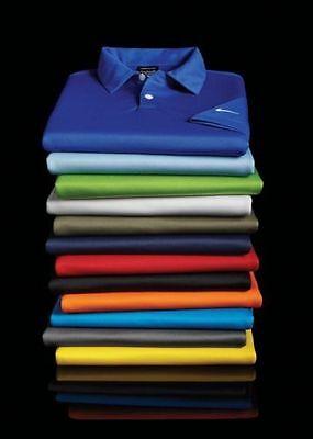 Nike  Mens Dri-Fit Golf Shirt  cool Moisture Wicking S m l xl 2x 3x 4x tennis