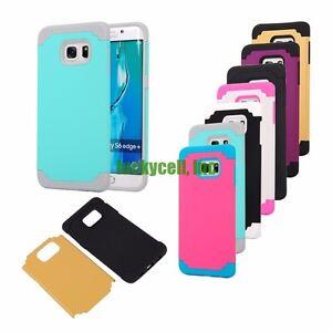 Slim-Antichoc-Robuste-Hybride-Caoutchouc-Dur-Cover-Case-Skin-Pour-Samsung-Galaxy