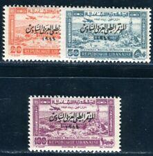 GRAND LIBAN 1943 Yvert PA 82-84 * (09145